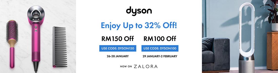 Dyson Now On Zalora
